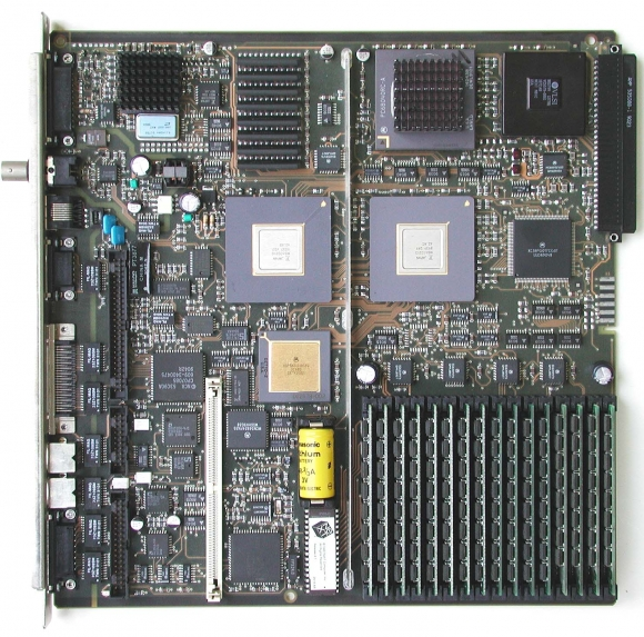 NeXT Cube 68040 25Mhz Motherboard