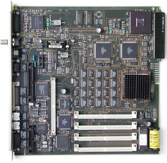 NeXT Cube 68040 33Mhz Turbo Motherboard